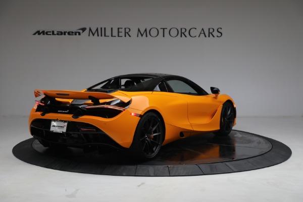 New 2021 McLaren 720S Spider for sale $378,110 at Alfa Romeo of Westport in Westport CT 06880 19