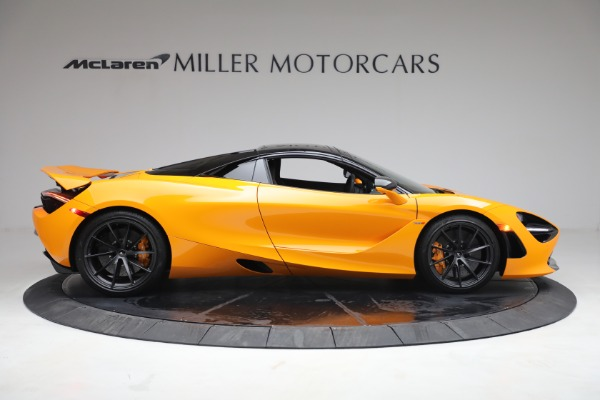 New 2021 McLaren 720S Spider for sale $378,110 at Alfa Romeo of Westport in Westport CT 06880 20