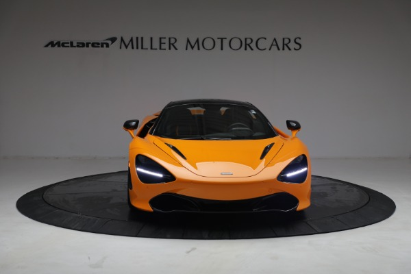 New 2021 McLaren 720S Spider for sale $378,110 at Alfa Romeo of Westport in Westport CT 06880 22