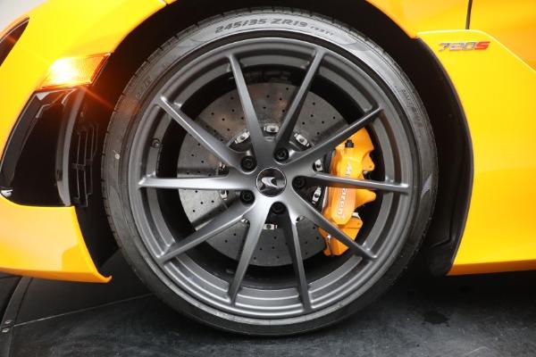 New 2021 McLaren 720S Spider for sale $378,110 at Alfa Romeo of Westport in Westport CT 06880 23