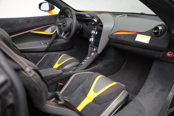 New 2021 McLaren 720S Spider for sale $378,110 at Alfa Romeo of Westport in Westport CT 06880 27