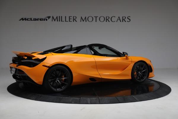 New 2021 McLaren 720S Spider for sale $378,110 at Alfa Romeo of Westport in Westport CT 06880 8