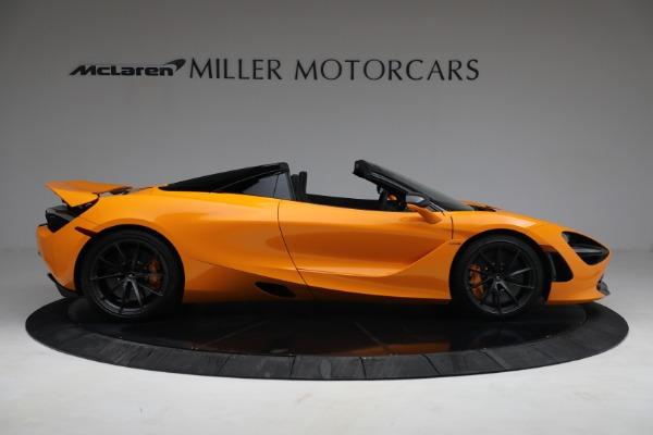 New 2021 McLaren 720S Spider for sale $378,110 at Alfa Romeo of Westport in Westport CT 06880 9