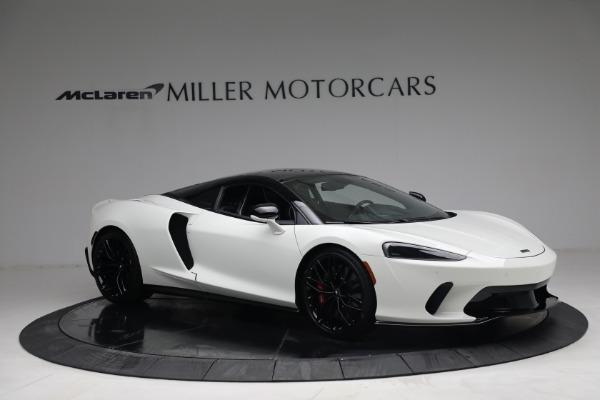 New 2021 McLaren GT Luxe for sale $217,205 at Alfa Romeo of Westport in Westport CT 06880 10