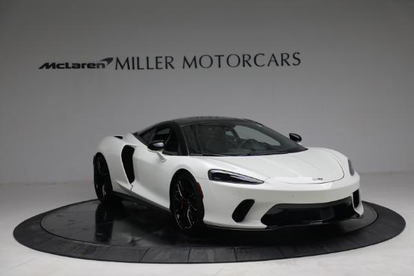 New 2021 McLaren GT Luxe for sale $217,205 at Alfa Romeo of Westport in Westport CT 06880 11