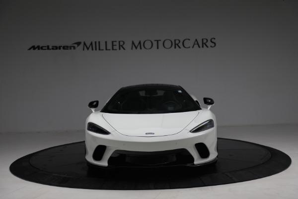 New 2021 McLaren GT Luxe for sale $217,205 at Alfa Romeo of Westport in Westport CT 06880 12