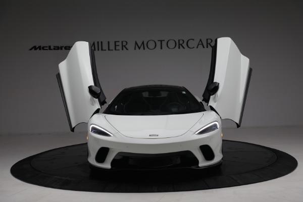New 2021 McLaren GT Luxe for sale $217,205 at Alfa Romeo of Westport in Westport CT 06880 13