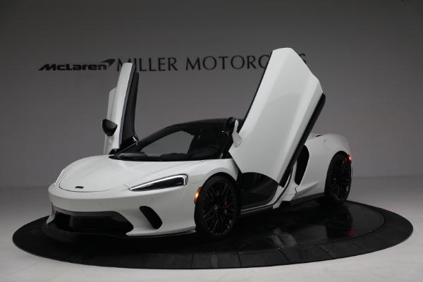 New 2021 McLaren GT Luxe for sale $217,205 at Alfa Romeo of Westport in Westport CT 06880 14