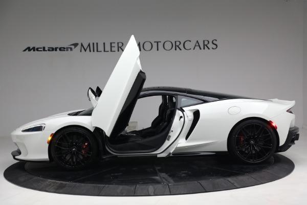 New 2021 McLaren GT Luxe for sale $217,205 at Alfa Romeo of Westport in Westport CT 06880 15