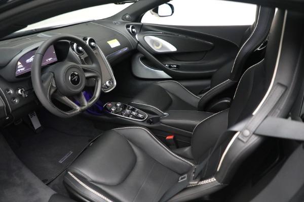 New 2021 McLaren GT Luxe for sale $217,205 at Alfa Romeo of Westport in Westport CT 06880 17