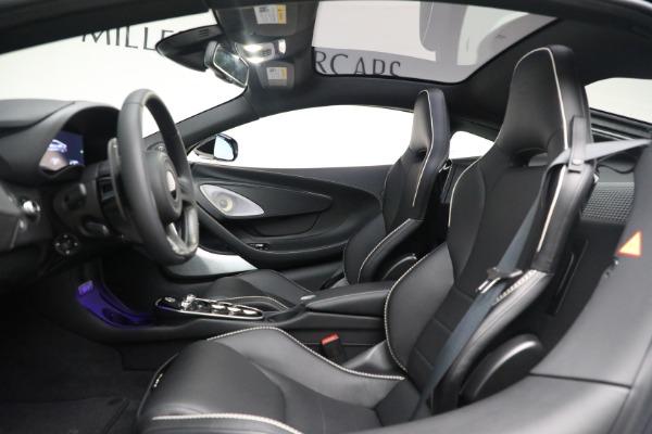 New 2021 McLaren GT Luxe for sale $217,205 at Alfa Romeo of Westport in Westport CT 06880 18