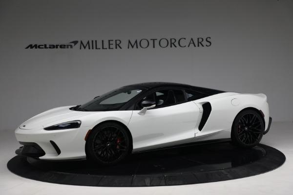 New 2021 McLaren GT Luxe for sale $217,205 at Alfa Romeo of Westport in Westport CT 06880 2
