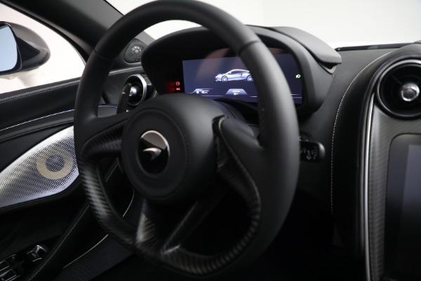 New 2021 McLaren GT Luxe for sale $217,205 at Alfa Romeo of Westport in Westport CT 06880 20