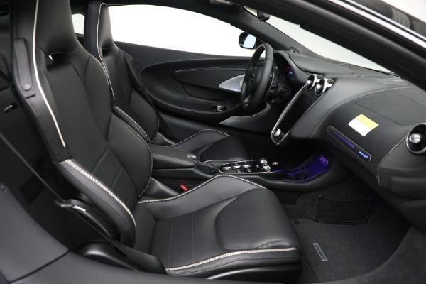 New 2021 McLaren GT Luxe for sale $217,205 at Alfa Romeo of Westport in Westport CT 06880 22