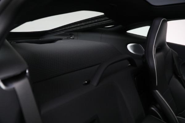 New 2021 McLaren GT Luxe for sale $217,205 at Alfa Romeo of Westport in Westport CT 06880 24