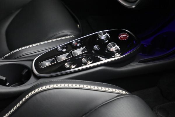 New 2021 McLaren GT Luxe for sale $217,205 at Alfa Romeo of Westport in Westport CT 06880 25