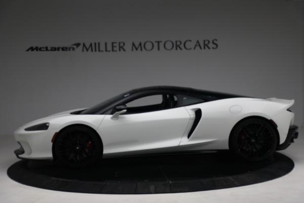 New 2021 McLaren GT Luxe for sale $217,205 at Alfa Romeo of Westport in Westport CT 06880 3