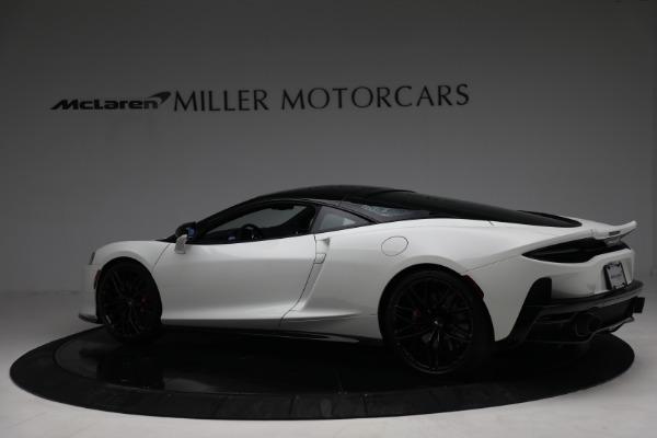 New 2021 McLaren GT Luxe for sale $217,205 at Alfa Romeo of Westport in Westport CT 06880 4