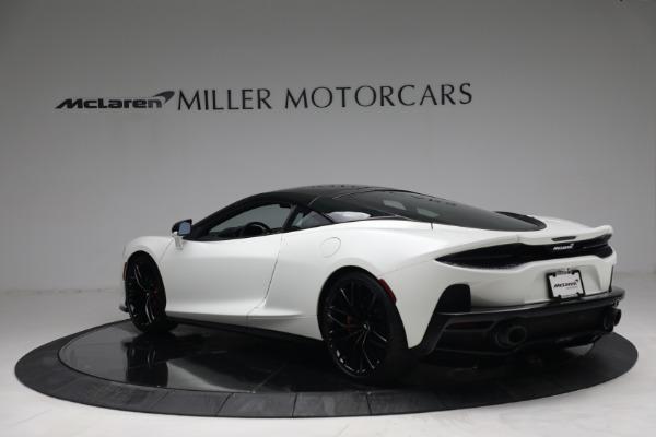 New 2021 McLaren GT Luxe for sale $217,205 at Alfa Romeo of Westport in Westport CT 06880 5