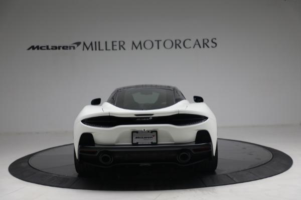 New 2021 McLaren GT Luxe for sale $217,205 at Alfa Romeo of Westport in Westport CT 06880 6