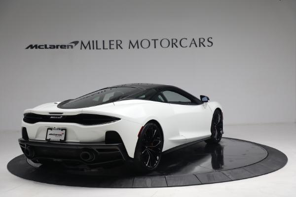 New 2021 McLaren GT Luxe for sale $217,205 at Alfa Romeo of Westport in Westport CT 06880 7