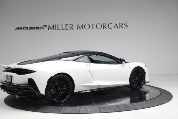 New 2021 McLaren GT Luxe for sale $217,205 at Alfa Romeo of Westport in Westport CT 06880 8