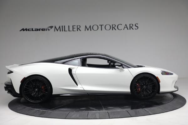 New 2021 McLaren GT Luxe for sale $217,205 at Alfa Romeo of Westport in Westport CT 06880 9