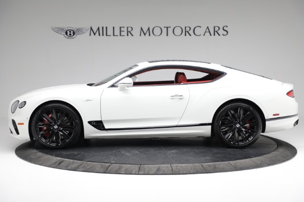 New 2022 Bentley Continental GT Speed for sale Call for price at Alfa Romeo of Westport in Westport CT 06880 4