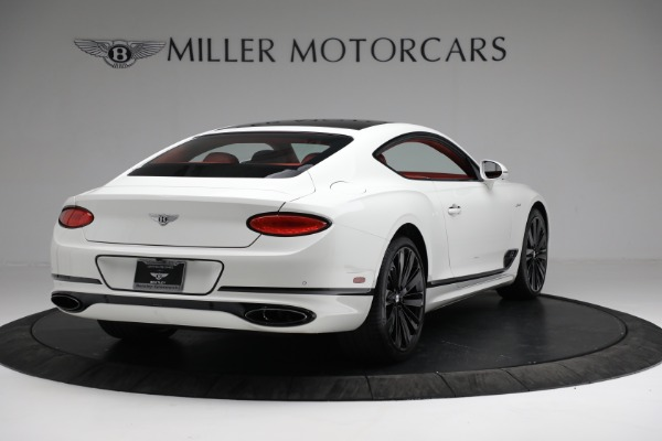 New 2022 Bentley Continental GT Speed for sale Call for price at Alfa Romeo of Westport in Westport CT 06880 8