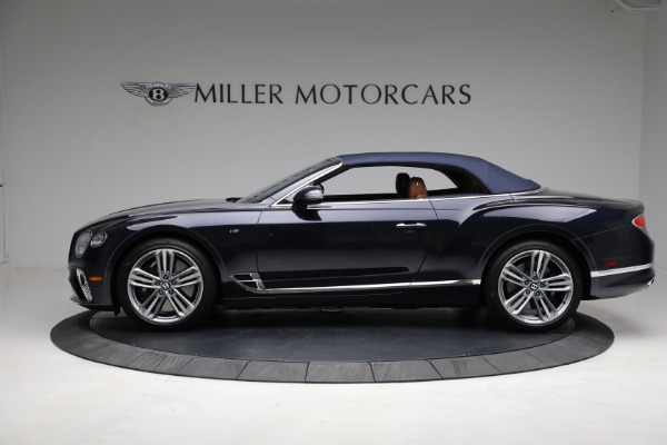 New 2021 Bentley Continental GT V8 for sale Call for price at Alfa Romeo of Westport in Westport CT 06880 15