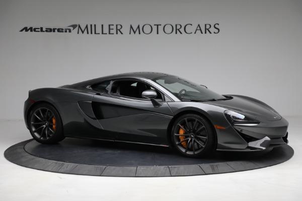 Used 2020 McLaren 570S for sale Call for price at Alfa Romeo of Westport in Westport CT 06880 10