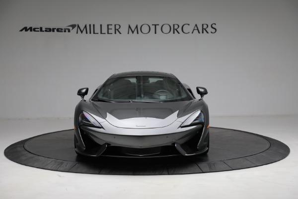 Used 2020 McLaren 570S for sale Call for price at Alfa Romeo of Westport in Westport CT 06880 12