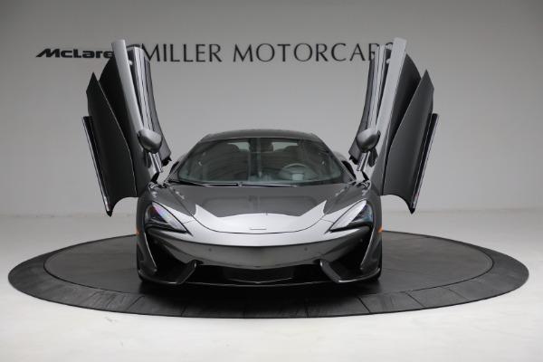 Used 2020 McLaren 570S for sale Call for price at Alfa Romeo of Westport in Westport CT 06880 13