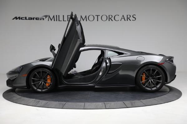Used 2020 McLaren 570S for sale Call for price at Alfa Romeo of Westport in Westport CT 06880 14