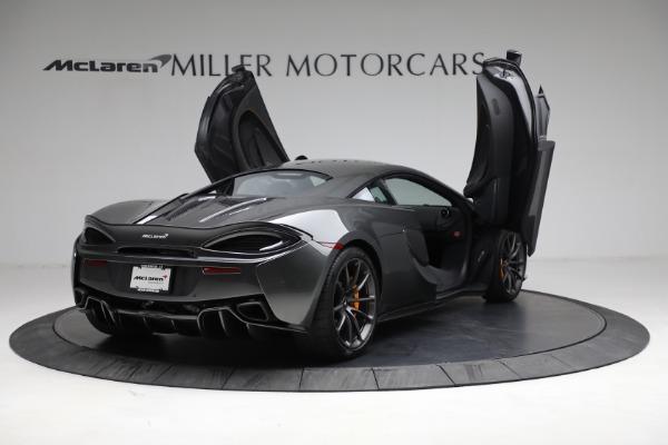 Used 2020 McLaren 570S for sale Call for price at Alfa Romeo of Westport in Westport CT 06880 17