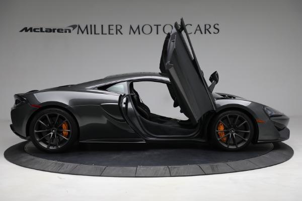 Used 2020 McLaren 570S for sale Call for price at Alfa Romeo of Westport in Westport CT 06880 18