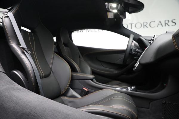 Used 2020 McLaren 570S for sale Call for price at Alfa Romeo of Westport in Westport CT 06880 23