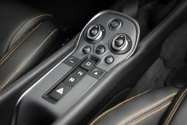 Used 2020 McLaren 570S for sale Call for price at Alfa Romeo of Westport in Westport CT 06880 27