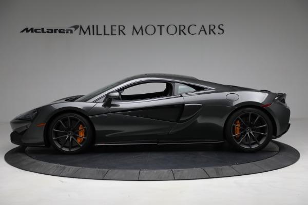 Used 2020 McLaren 570S for sale Call for price at Alfa Romeo of Westport in Westport CT 06880 3