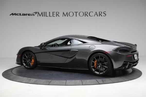 Used 2020 McLaren 570S for sale Call for price at Alfa Romeo of Westport in Westport CT 06880 4