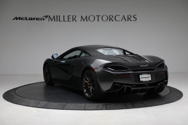 Used 2020 McLaren 570S for sale Call for price at Alfa Romeo of Westport in Westport CT 06880 5