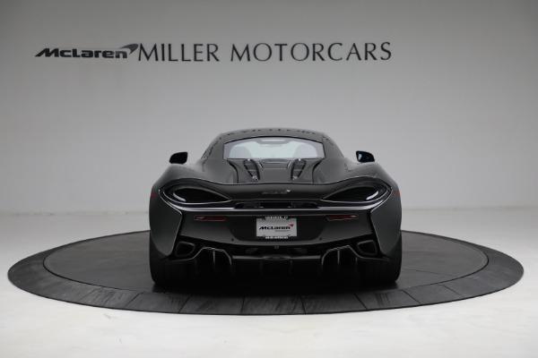 Used 2020 McLaren 570S for sale Call for price at Alfa Romeo of Westport in Westport CT 06880 6