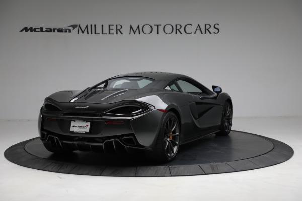 Used 2020 McLaren 570S for sale Call for price at Alfa Romeo of Westport in Westport CT 06880 7