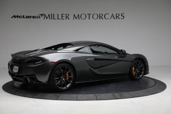 Used 2020 McLaren 570S for sale Call for price at Alfa Romeo of Westport in Westport CT 06880 8