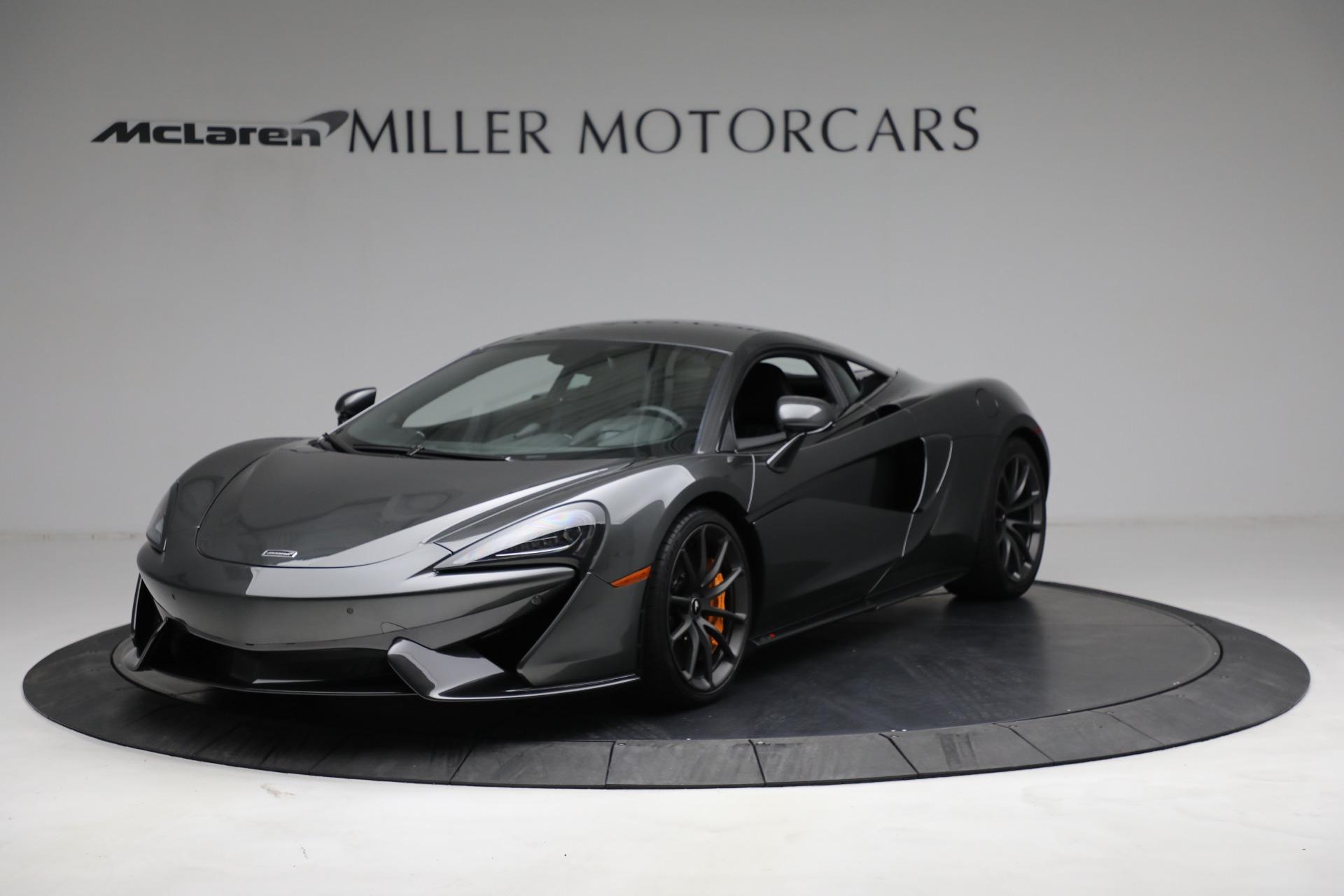 Used 2020 McLaren 570S for sale Call for price at Alfa Romeo of Westport in Westport CT 06880 1