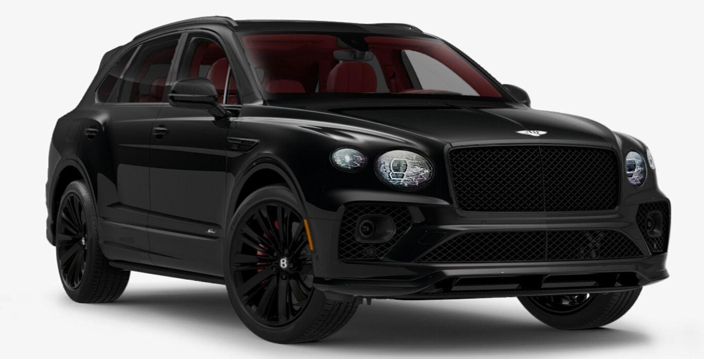 New 2021 Bentley Bentayga Speed for sale Call for price at Alfa Romeo of Westport in Westport CT 06880 1