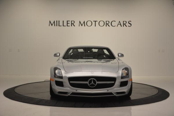 Used 2012 Mercedes Benz SLS AMG for sale Sold at Alfa Romeo of Westport in Westport CT 06880 12