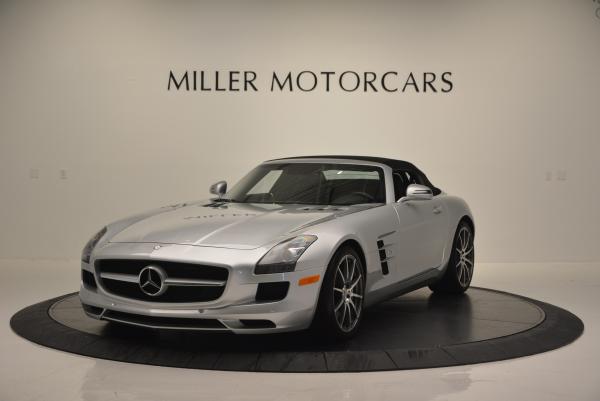 Used 2012 Mercedes Benz SLS AMG for sale Sold at Alfa Romeo of Westport in Westport CT 06880 13