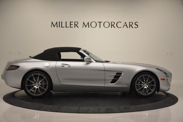 Used 2012 Mercedes Benz SLS AMG for sale Sold at Alfa Romeo of Westport in Westport CT 06880 21