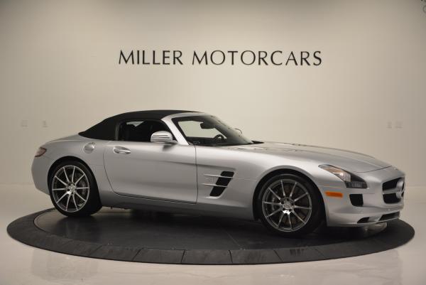 Used 2012 Mercedes Benz SLS AMG for sale Sold at Alfa Romeo of Westport in Westport CT 06880 22